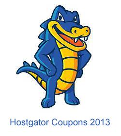 hostgator coupon codes 2013